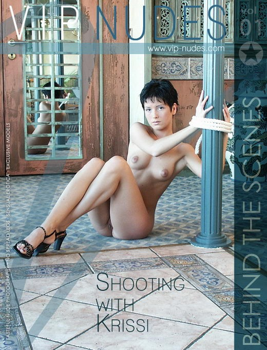 Krissi - `Shooting with Krissi` - for VIPNUDES
