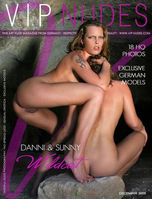 Danni & Sunny - `Wildcat` - for VIPNUDES