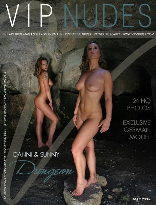 Danni & Sunny - `Dungeon` - for VIPNUDES