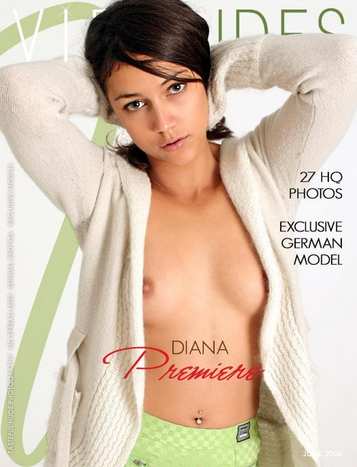 Diana - `Premiere` - for VIPNUDES