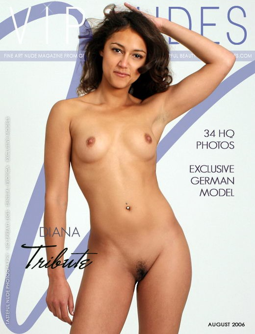 Diana - `Tribute` - for VIPNUDES