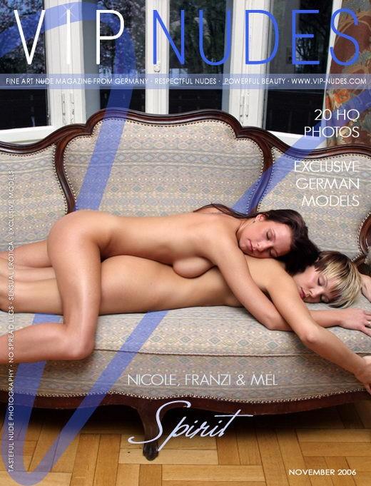 Nicole & Mel Sara & Franzi - `Spirit` - for VIPNUDES