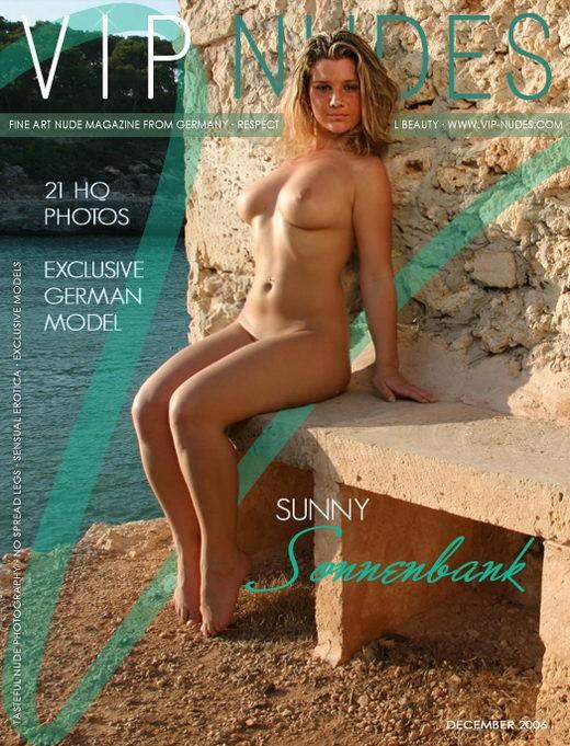 Sunny - `Sonnenbank` - for VIPNUDES