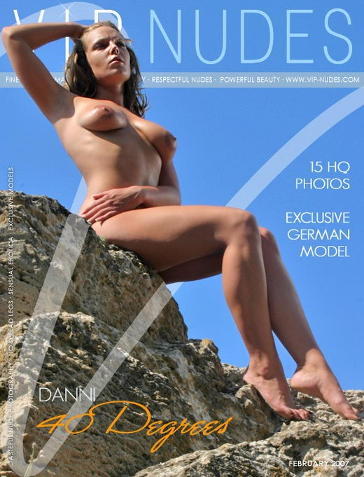 Danni - `40 Degrees` - for VIPNUDES