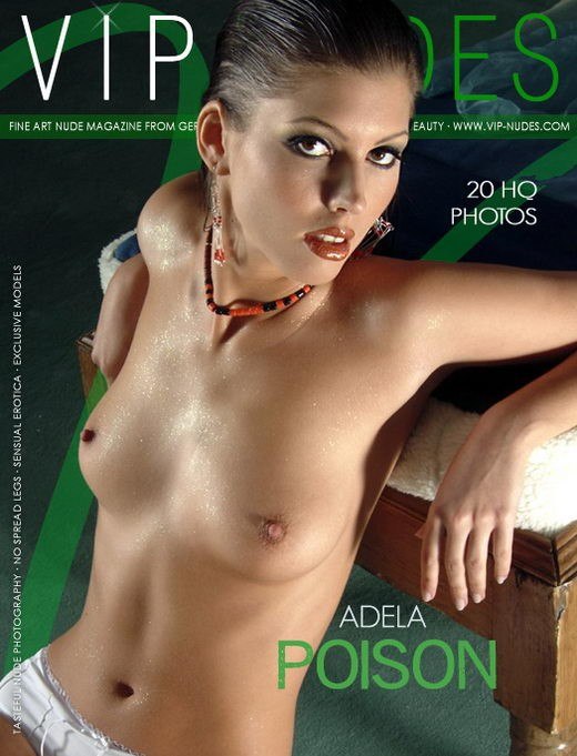 Adela - `Poison` - for VIPNUDES