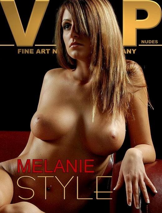 Melanie - `Style` - for VIPNUDES