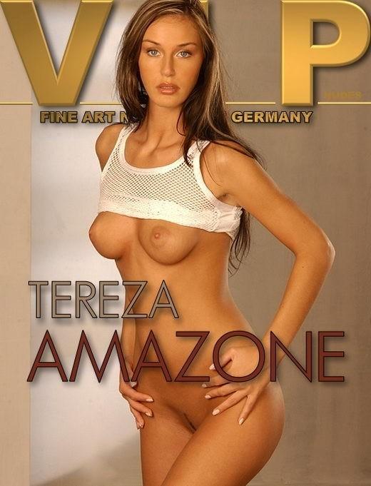 Tereza - `Amazone` - for VIPNUDES