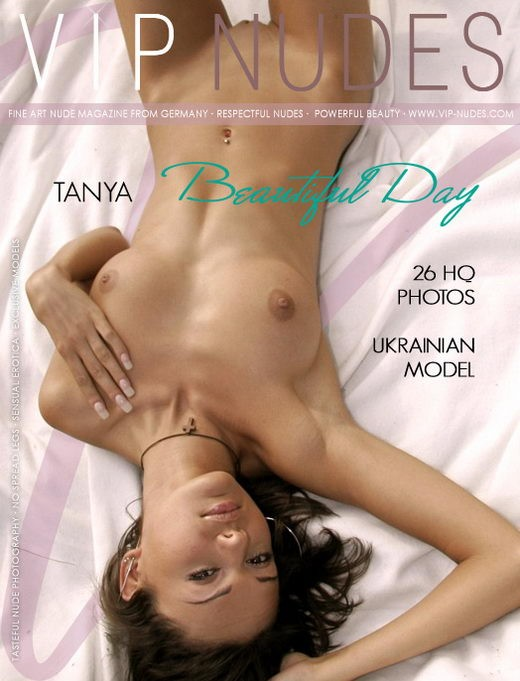 Tanya - `Beautiful Day` - for VIPNUDES