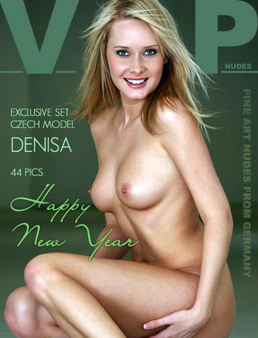 Denisa - `Happy New Year` - for VIPNUDES