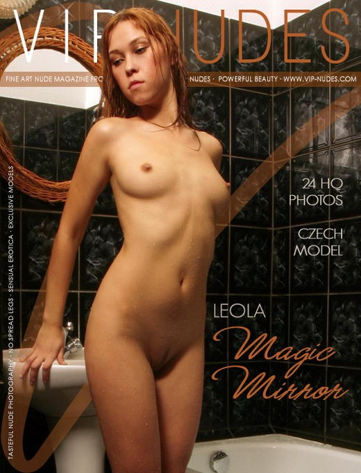 Leola in Magic Mirror gallery from VIPNUDES