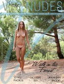 Vita - `Walk in the Forest` - for VIPNUDES
