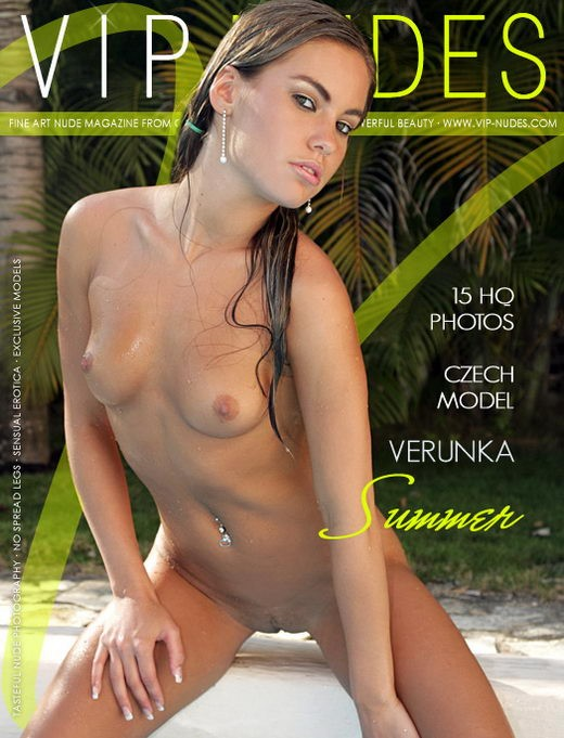 Verunka - `Summer` - for VIPNUDES