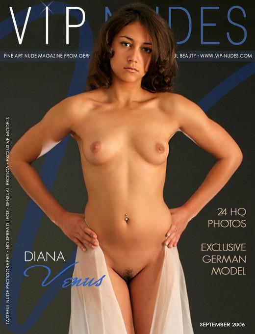 Diana - `Venus` - for VIPNUDES