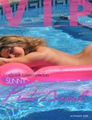 Sunny in Pink Airbed gallery from VIPNUDES