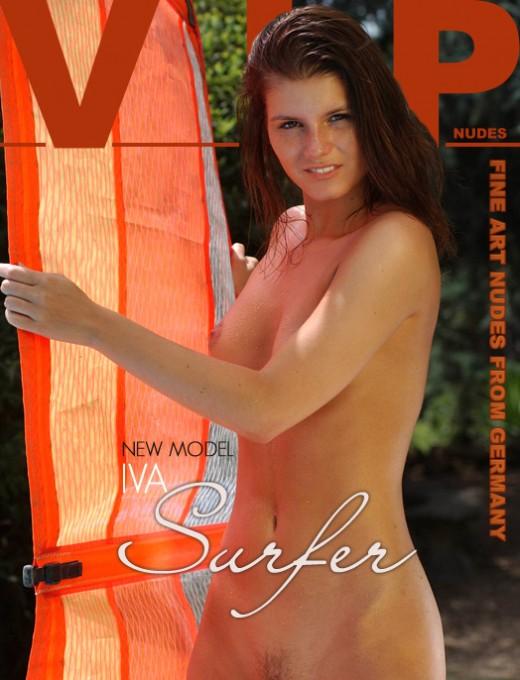 Iva - `Surfer` - for VIPNUDES