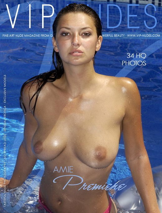 Amie - `Premiere` - for VIPNUDES