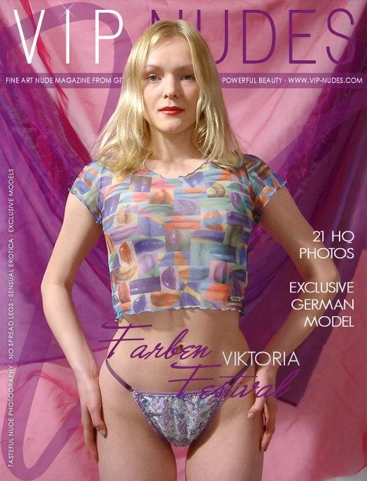 Viktoria - `Farben` - for VIPNUDES