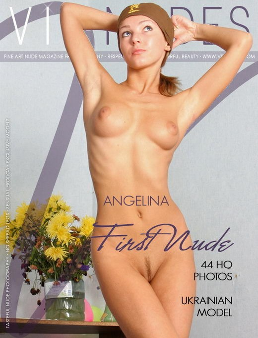 Angelina - `First Nude` - for VIPNUDES