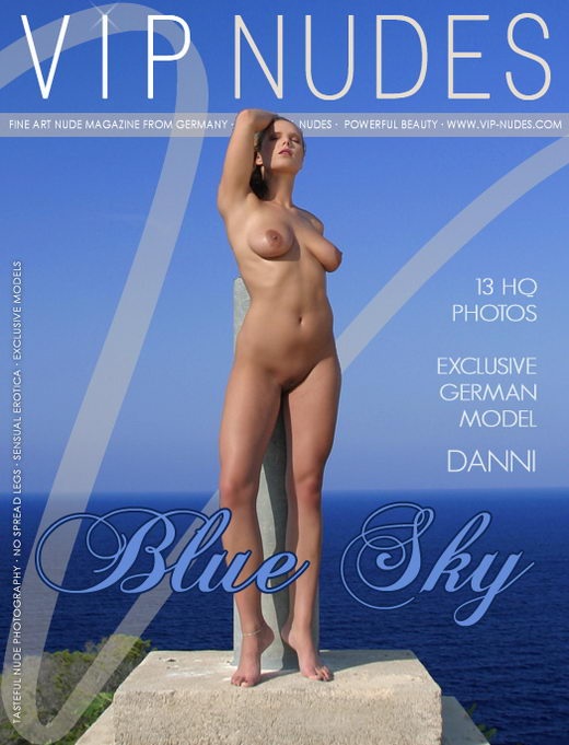 Danni - `Blue Sky` - for VIPNUDES