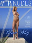 Danni in Blue Sky gallery from VIPNUDES