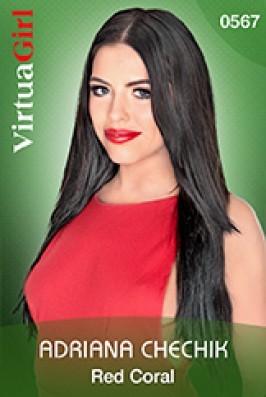 Adriana Chechik  from VIRTUAGIRL3K