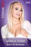 Natalia Starr - 0533 - She's All Business [2016-10-20]
