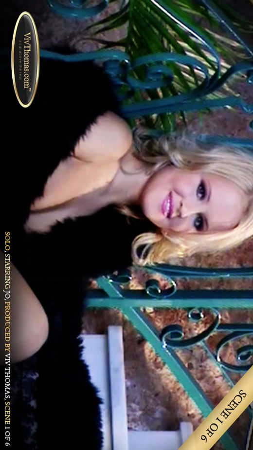 Jo - `Jo Part 1` - by Viv Thomas for VIVTHOMAS VIDEO