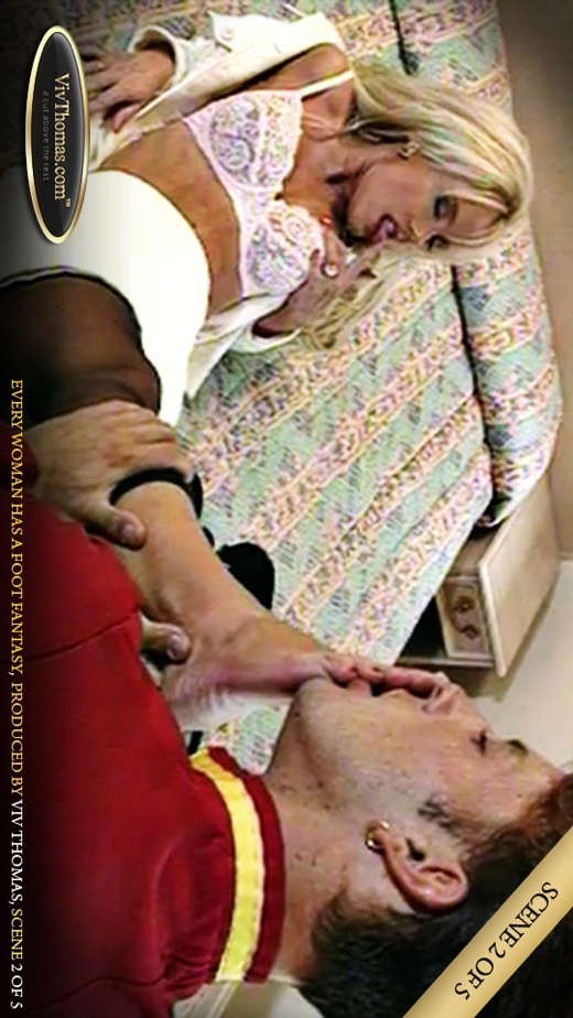 --- - `Every woman has a foot fantasy Part 2` - by Viv Thomas for VIVTHOMAS VIDEO
