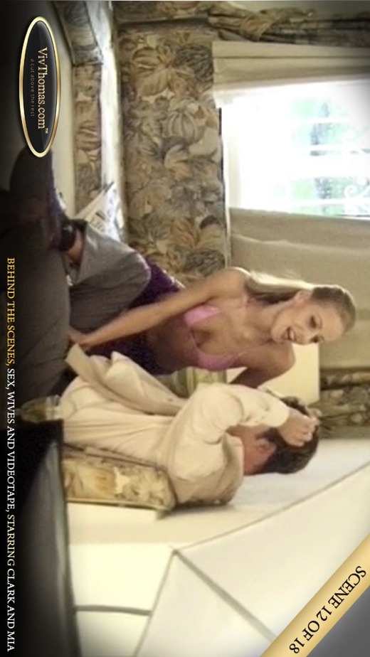 Mia Stone - `Sex Wives & Videotape Extras 12` - by Viv Thomas for VIVTHOMAS VIDEO
