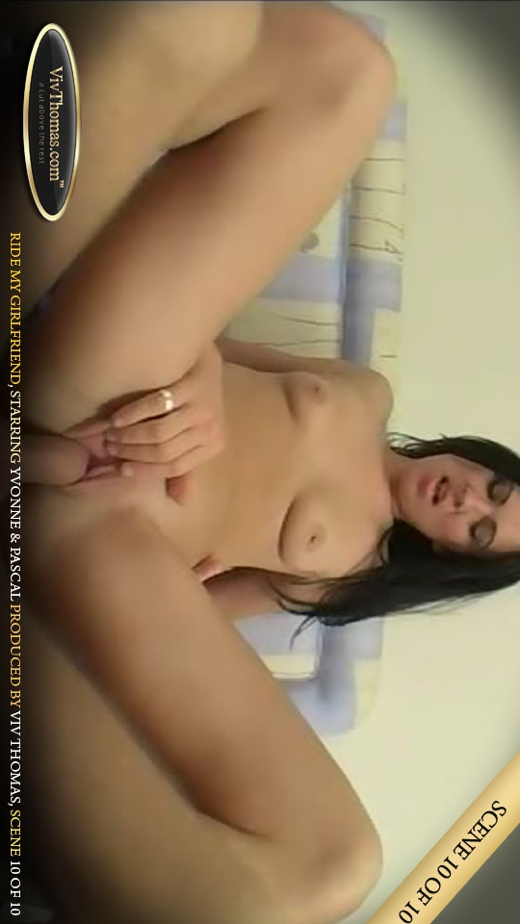 Yvonne B - `Ride my Girlfriend Part 10` - by Viv Thomas for VIVTHOMAS VIDEO