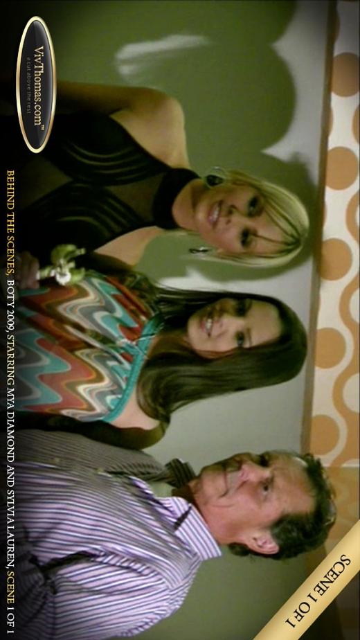 Eve Angel & Jo & Lisa C & Nella A & Sandy A & Vera A & Zara A - `Babe of the Year 2009` - by Viv Thomas for VIVTHOMAS VIDEO