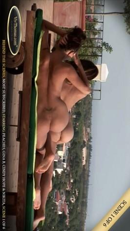Gina B  from VIVTHOMAS VIDEO