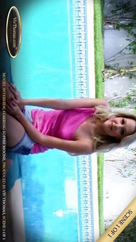 Sophie Moon - `Sophie Moone Part 1` - by Viv Thomas for VIVTHOMAS VIDEO