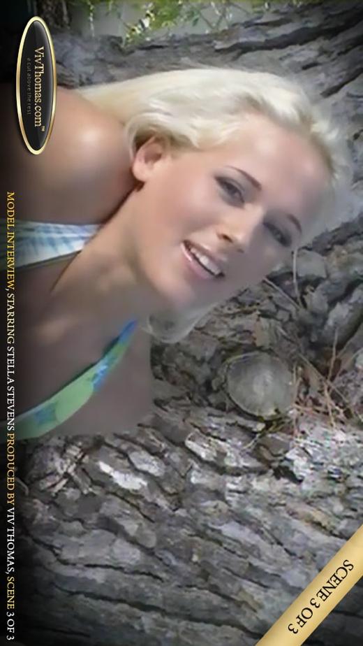 Stella Stevens - `Stella Stevens Part 3` - by Viv Thomas for VIVTHOMAS VIDEO