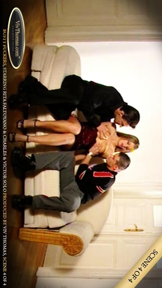 Rita Faltoyano in Busty Fuckers Part 4 video from VIVTHOMAS VIDEO by Viv Thomas