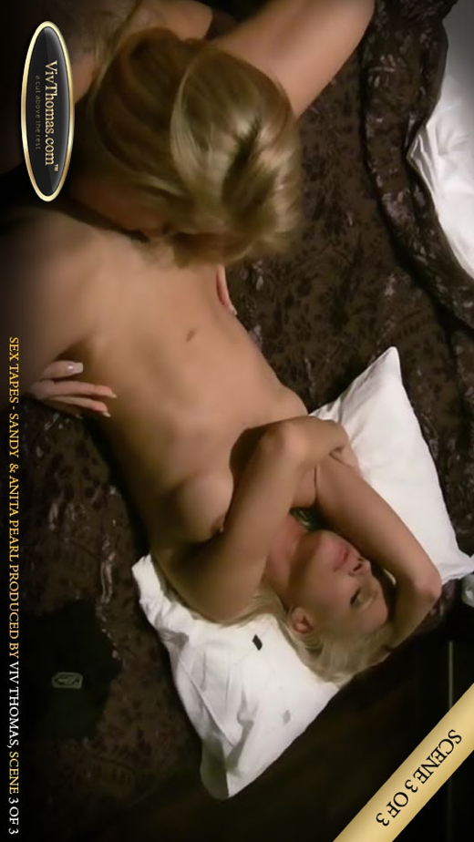 Anita Pearl & Sandy A - `Sex Tapes - Sandy & Anita Pearl Part 3` - by Viv Thomas for VIVTHOMAS VIDEO