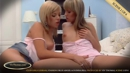 Blue Angel & Donna Bell - Club Girls: Lesbian Part 2