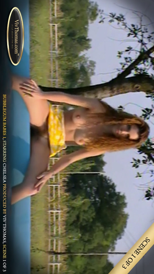 `Bubblegum Babes 1 Part 1` - by Viv Thomas for VIVTHOMAS VIDEO