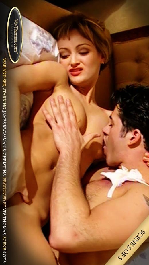 Christina A - `War & Sex Part 4` - by Viv Thomas for VIVTHOMAS VIDEO