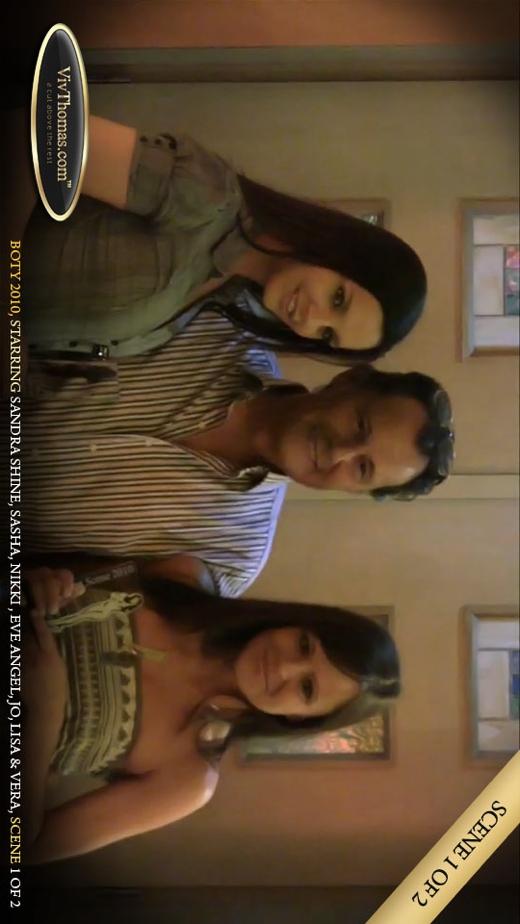 Eve Angel & Jo & Lisa C & Nikki D & Sandra Shine & Sasha B & Vera A - `Babe of the Year 2010 Part 1` - by Viv Thomas for VIVTHOMAS VIDEO