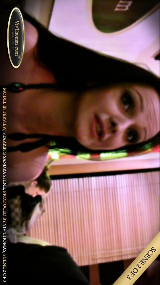 Sandra Shine - `Sandra Shine Part 2` - by Viv Thomas for VIVTHOMAS VIDEO