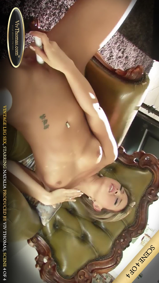Natalia Forrest - `Clits and Toes Part 4` - by Viv Thomas for VIVTHOMAS VIDEO