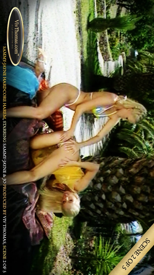 Jo & Sammy-Jayne A - `Sammy-Jayne - Hardcore Harem Part 2` - by Viv Thomas for VIVTHOMAS VIDEO