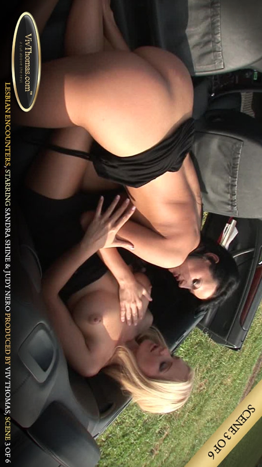 Angelika Black & Jo - `Lesbian Encounters Part 2` - by Viv Thomas for VIVTHOMAS VIDEO