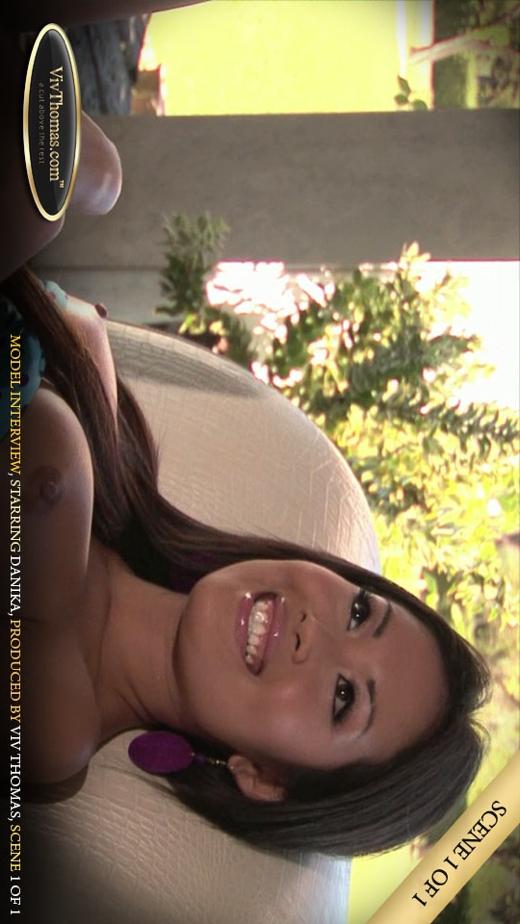 Danika A - `Interview Danika` - by Viv Thomas for VIVTHOMAS VIDEO