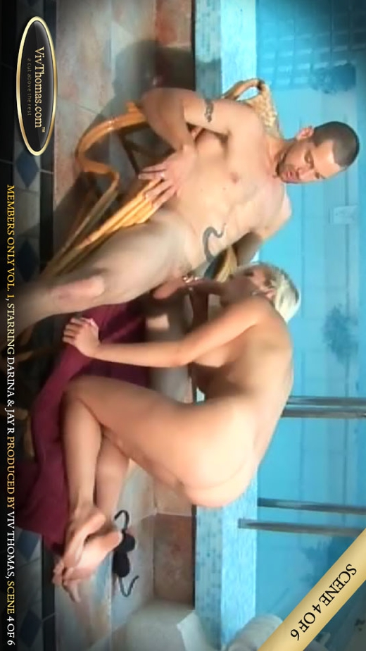 Darina A - `Members Only Vol. 1 Part 4` - by Viv Thomas for VIVTHOMAS VIDEO