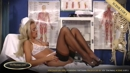 Tatyana A in Vintage Leg Sex Part 3 video from VIVTHOMAS VIDEO by Viv Thomas