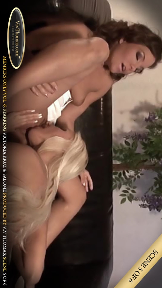 Valentina Blue & Victoria Kruz - `Members Only Vol 6 Part 5` - by Viv Thomas for VIVTHOMAS VIDEO