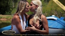 Brandy Smile & Sandra Shine - Prim and Improper Part 4