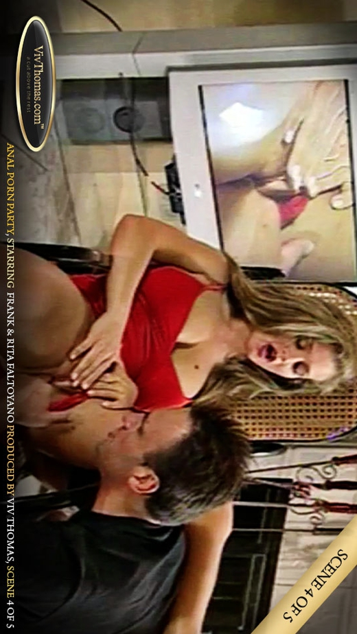 Rita Faltoyano - `Anal Porn Party Part 4` - by Viv Thomas for VIVTHOMAS VIDEO